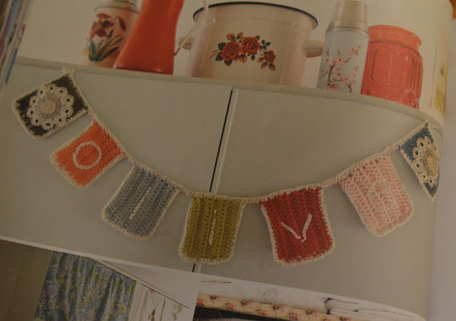 Bunting for Annie