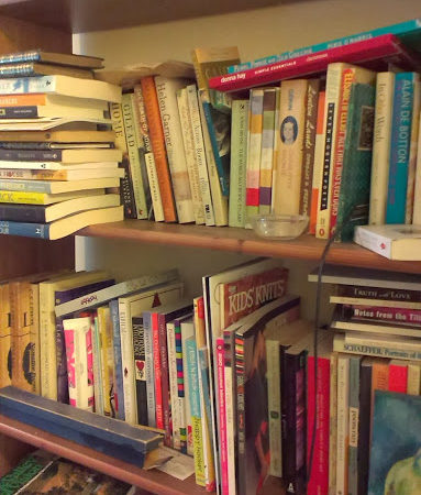 The importance of an unread library