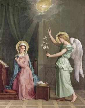 The Annunciation – a poem